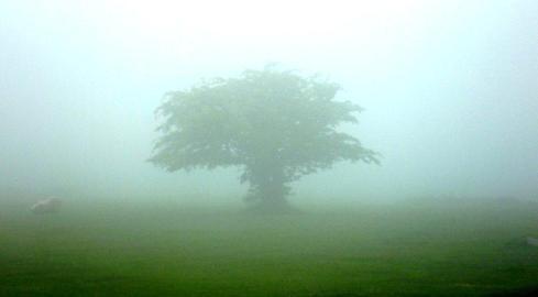 mist at houndtor